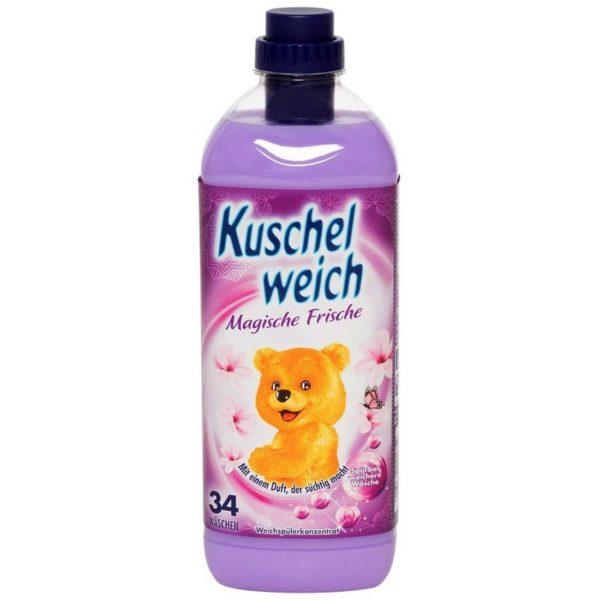 6er Vorteilspack Kuschelweich Weichspüler Magische Frische (0002)