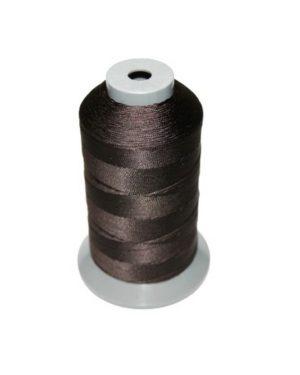 Sattlergarn Zwirn 14x2x3 Polyester 1000m braun Ø 0,3mm (5551)