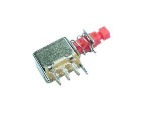 Schalter Rastschalter PS-22F03 6PIN ON-OFF 0.5A/30VDC (0020)