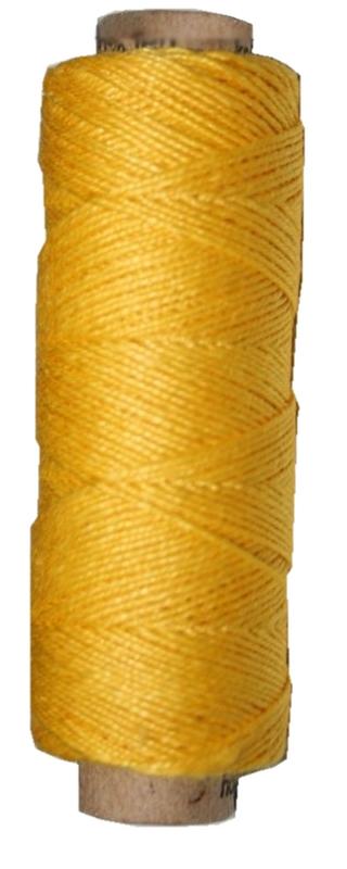 Leinengarn 100% Leinen 40x3 gelb 50 m (2005)