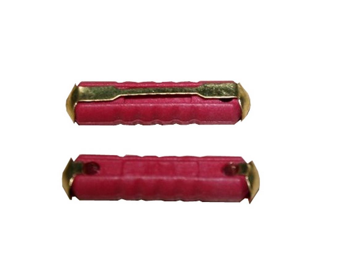 Schmelzsicherung Sicherung Torpedosicherung 16A rot 2 Stück (0001)