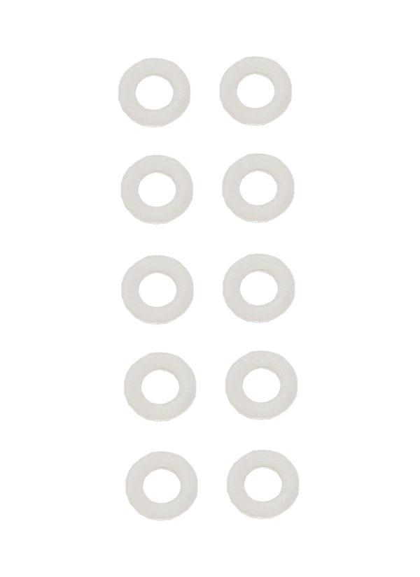 Unterlegscheibe Unterlegscheiben Polyamid 4,3 mm DIN125 10 Stück (0136)