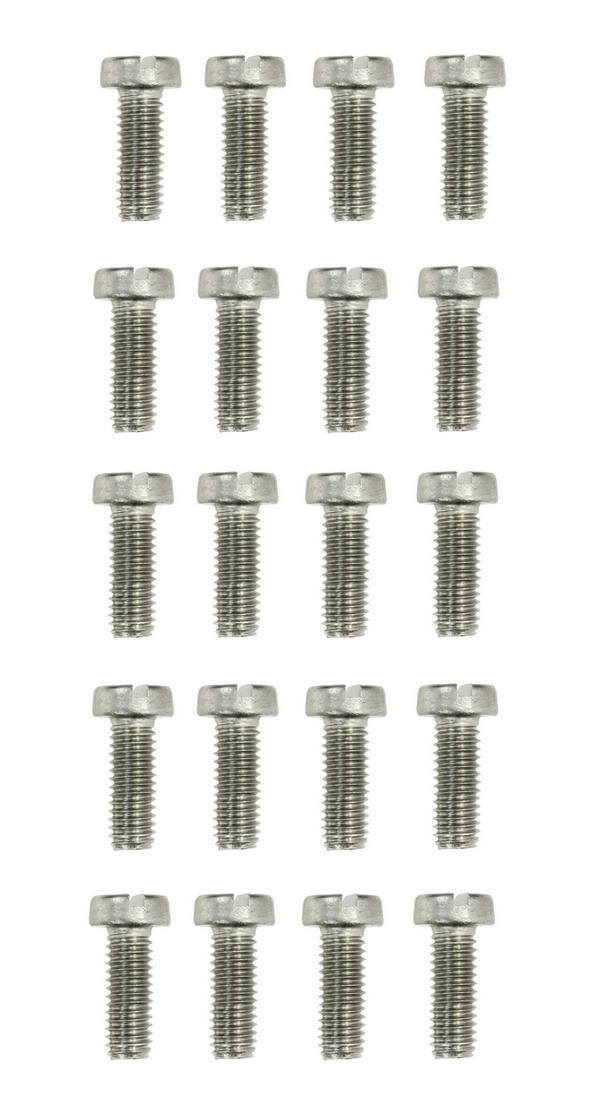 Zylinderschrauben Gewindeschrauben Schraube DIN84 M4x16mm 20 Stück (0173)