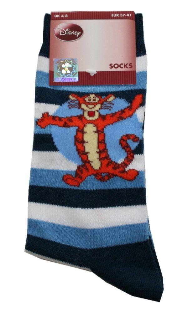Damen Socken Walt Disney 37 / 41 Tigger (0002)