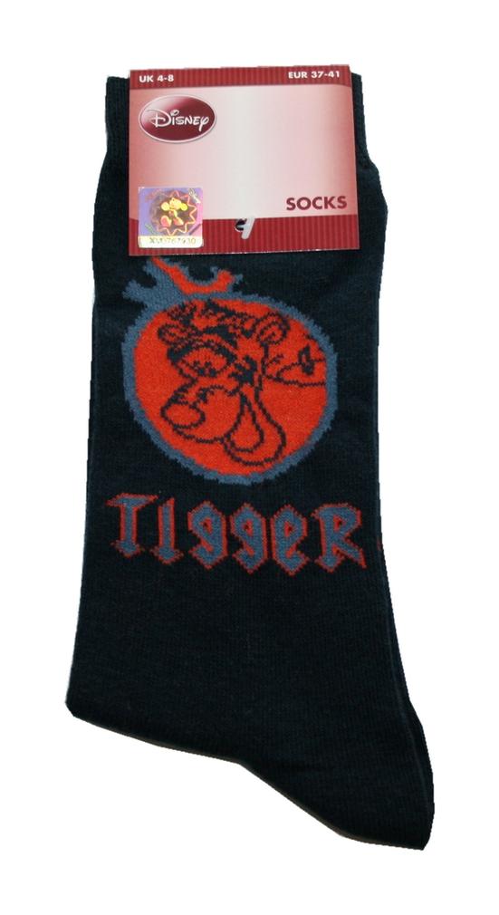 Damen Socken Walt Disney 37 / 41 Tigger (0003)
