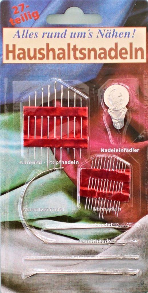 Haushaltsnadel-Set Nadel-Set 27-teilig (0817)