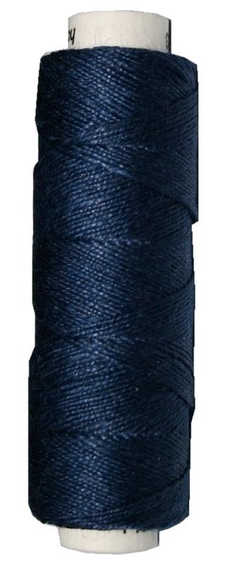 Leinengarn 100% Leinen 40x3 dunkelblau 50 m (2009)