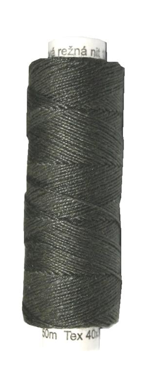 Leinengarn 100% Leinen 40x3 grün oliv 50 m (2012)