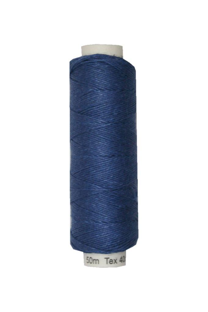 Leinengarn Garn 100% Leinen 40x3 blau 50 m (2024)