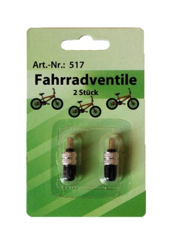 Fahrradventil Blitzventile 2 Stück (8224)
