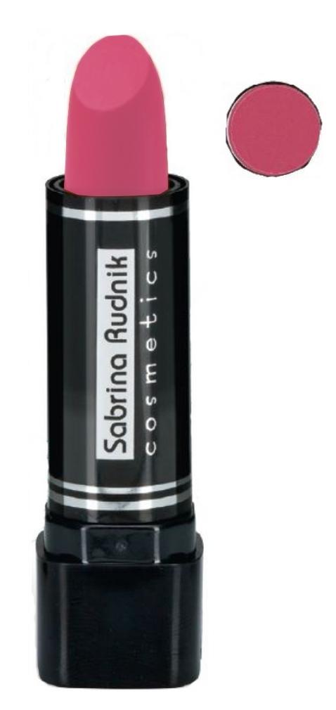 Lippenstift Sabrina Rudnik Nr 46 rosa braun 3,8 g (8350)