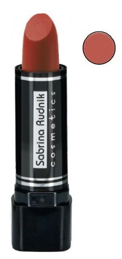 Lippenstift Sabrina Rudnik Nr 22 rot braun 3,8 g (8388)