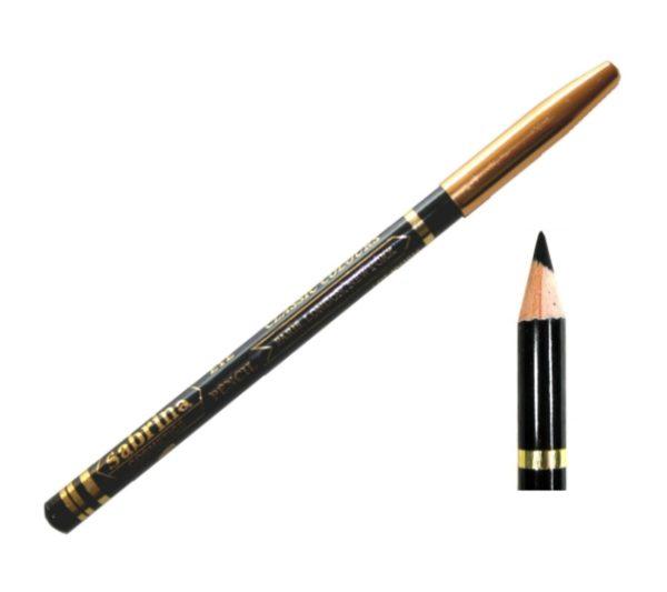 Kajalstift Sabrina Rudnik Eye Pencil schwarz (8407)