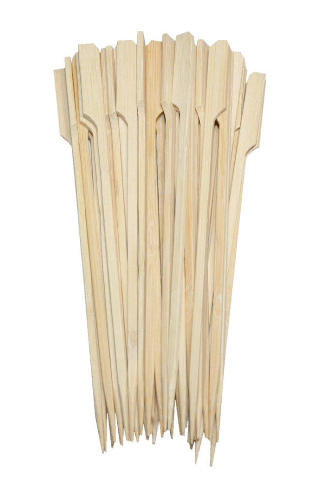 Bambus Grillspieße Holzspieße Grill 40 Stück (9023)