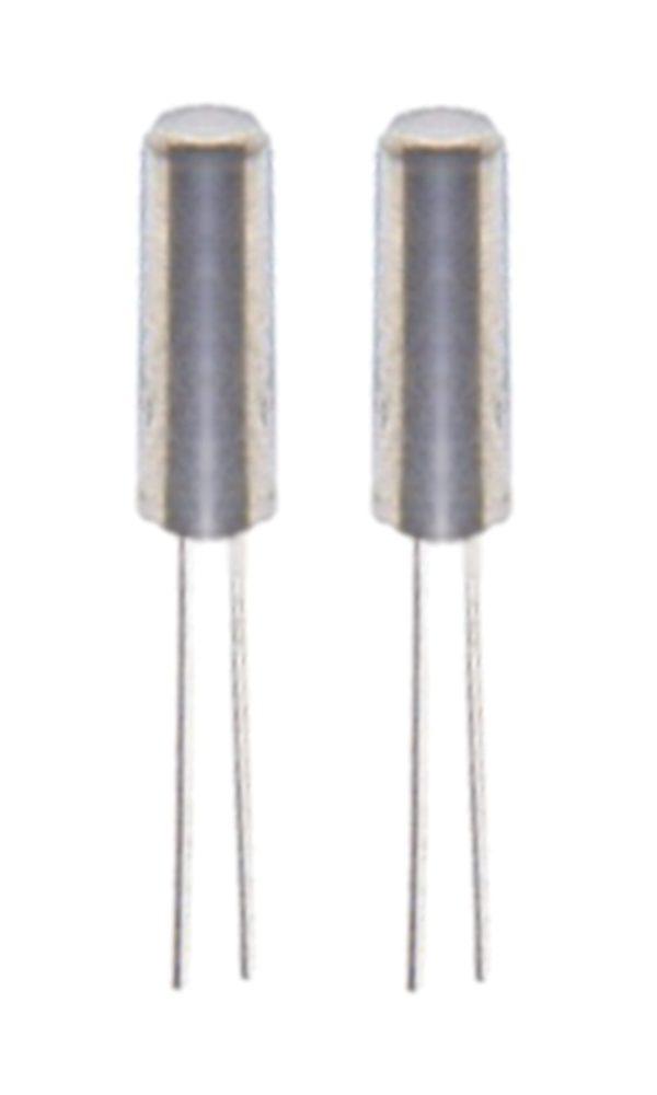 Quarzoszillator Uhrenquarz Quarz 32,768 khz 2 Stück (0040)