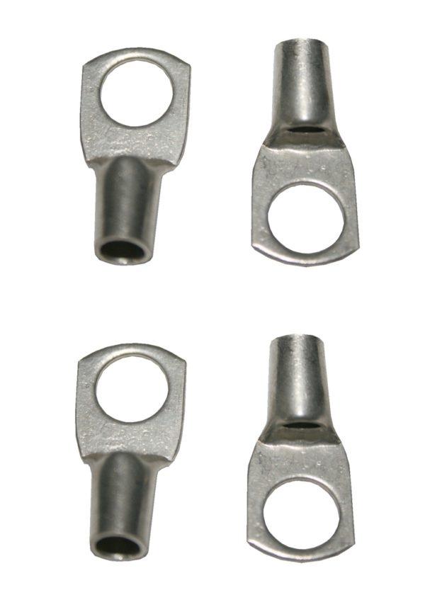 Ringkabelschuhe Kabelschuhe SC16-6 M6 16mm2 4 Stück (0049)