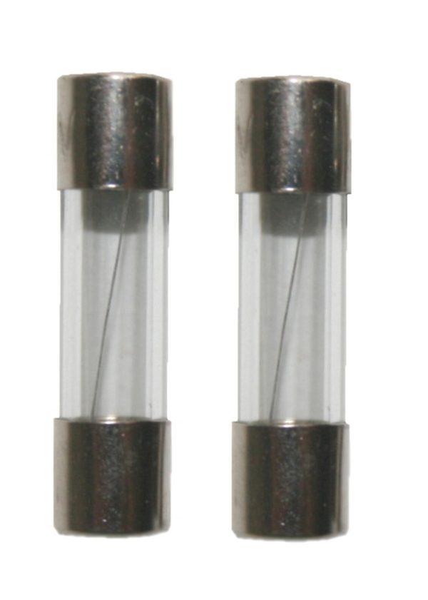 Feinsicherung Glassicherung Sicherung 5x20mm träge 250V 2A 2 Stück (0051)