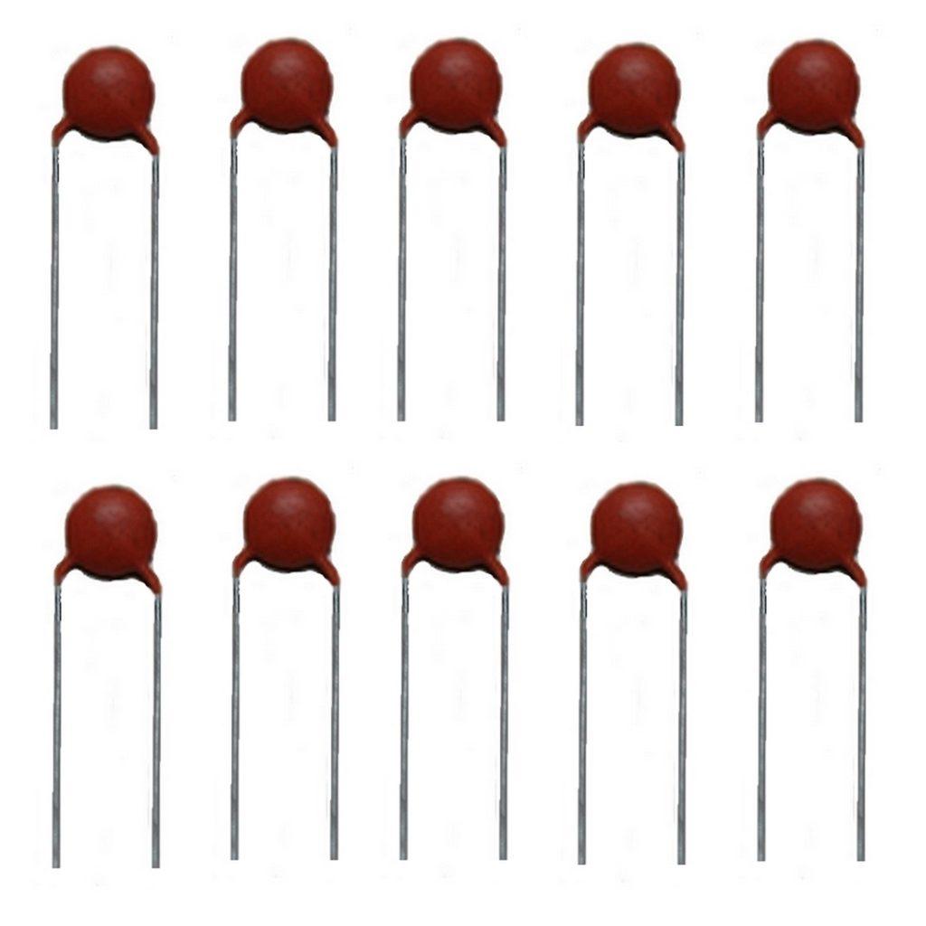 Keramikkondensator Keramik Kondensator 10nF 50V 10 Stück (10030)