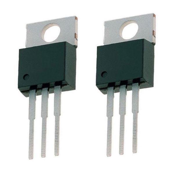 7905 Spannungsregler Festspannungsregler 5V 1A 2 Stück (0041)