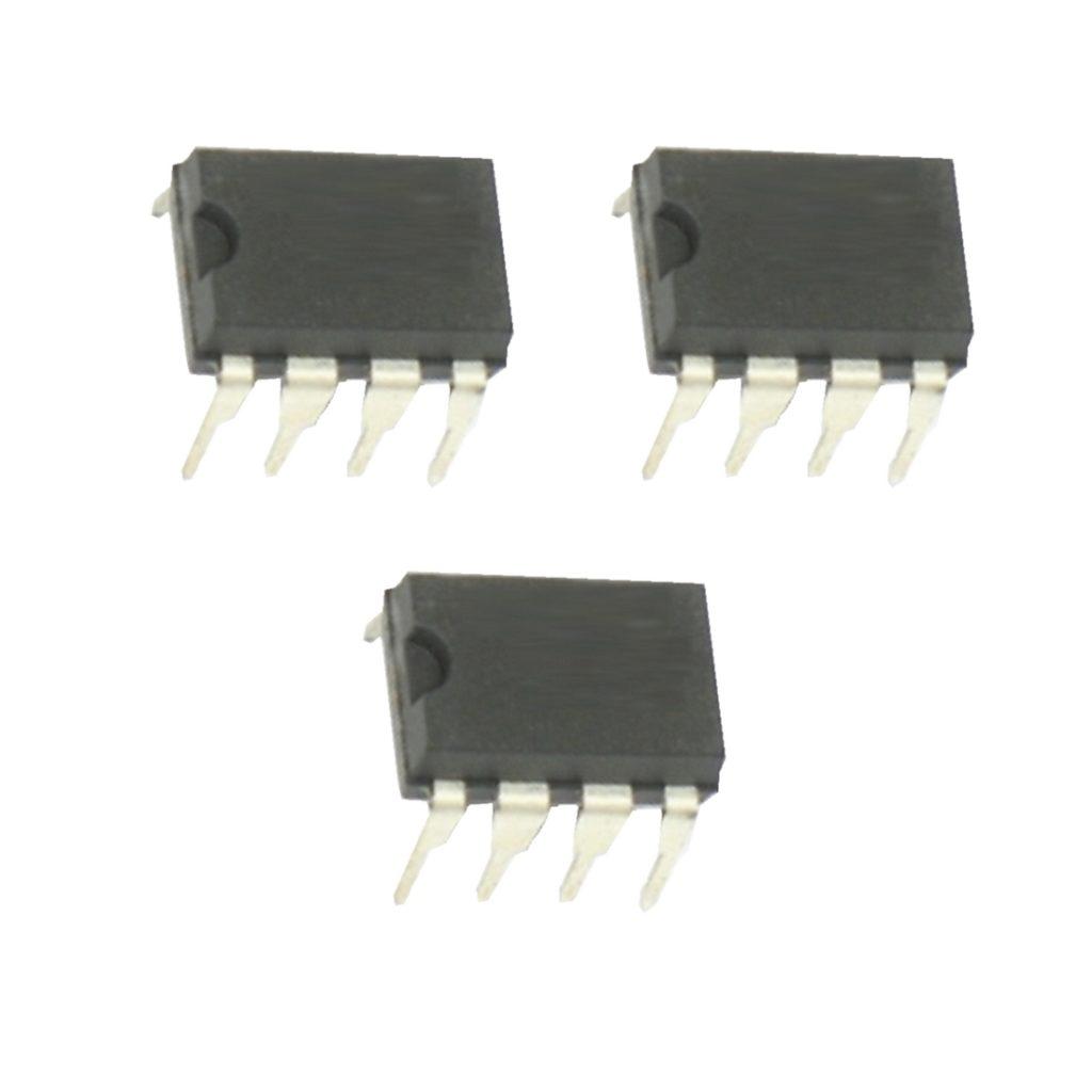 NE555 Timer DIP-8 3 Stück (0047)
