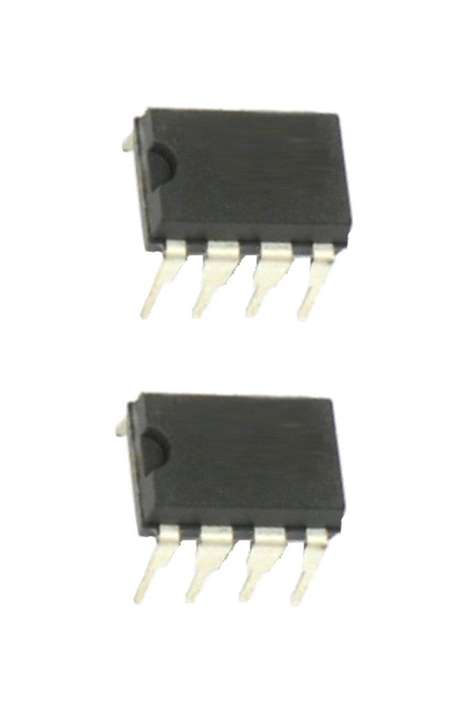 TL071 Operationsverstärker JFET-Eingang rauscharm 2 Stück (0057)