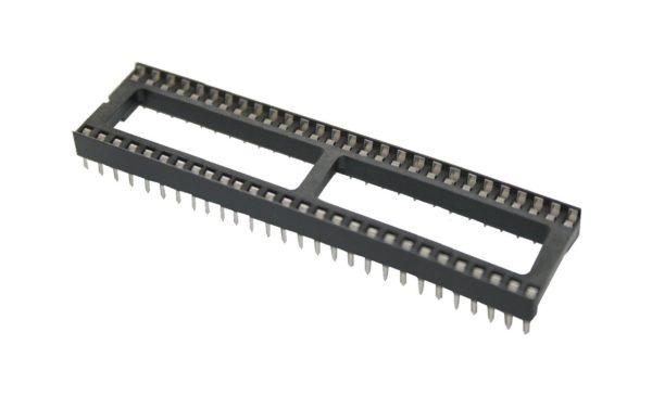 IC-Sockel IC-Fassung 52-polig DIP DIL 52 (0069)