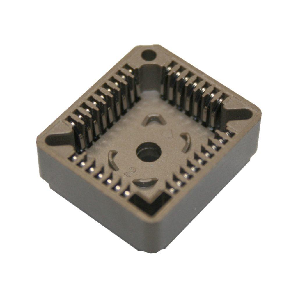 PLCC-Sockel IC-Sockel IC-Fassung 32-polig (0130)