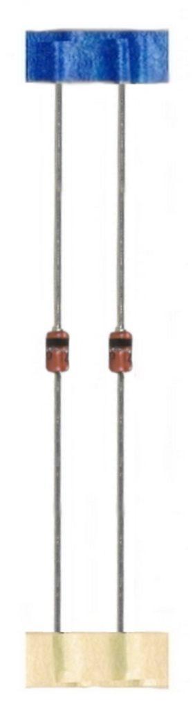 Z-Diode Zenerdiode Diode 2,7V BZX85C 1,3W 2 Stück (0001)