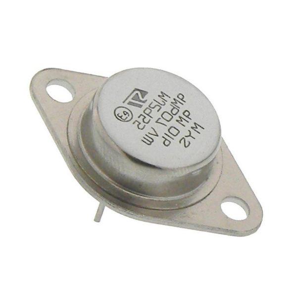 Transistor MJ2955 15A 60V PNP TO-3 (0043)