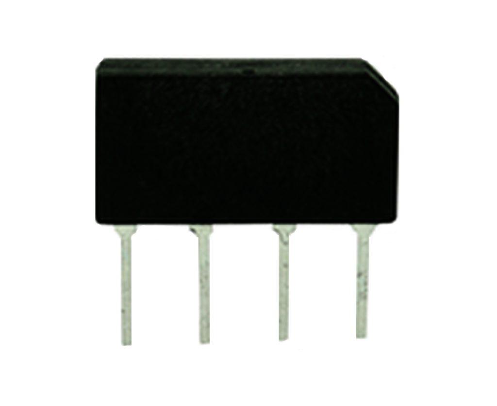 Brückengleichrichter Gleichrichter B40C1500B 80V 1,5A (0004)