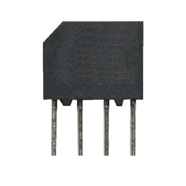 Brückengleichrichter Gleichrichter KBP206G 600V 2A (0021)