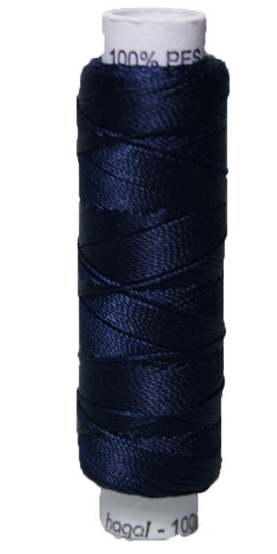 Sattlergarn Zwirn 50 m Polyester ULTRAPOLY 30 marine blau (0588)