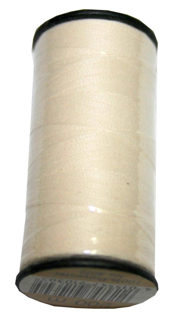Nähmaschinen Nähgarn Polyester Ne 40/2 hellbeige creme 200 m (1030)