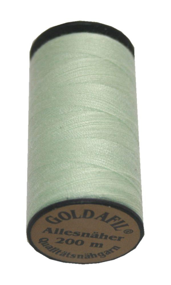 Nähmaschinen Nähgarn Polyester Ne 40/2 grün kiwi 200 m (1046)