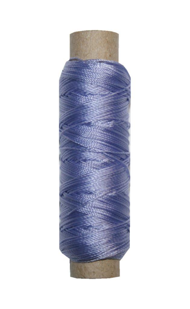 Sattlergarn Zwirn 14x2x3 Polyester 50 m flieder Ø 0,3mm (0015)