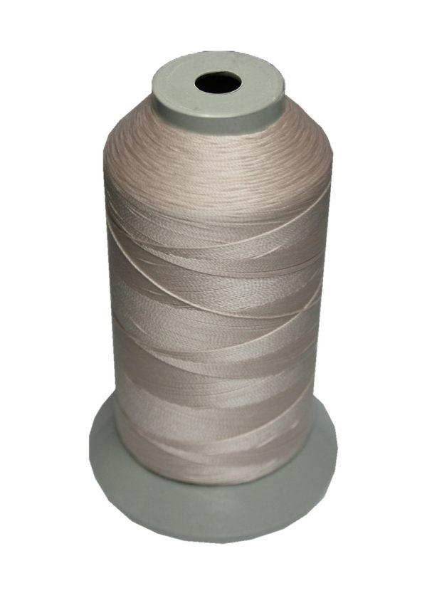 Sattlergarn Zwirn 14x2x3 Polyester 1000m beige Ø 0,3mm (5042)