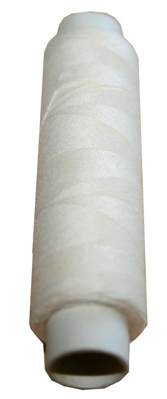 Nähmaschinen Nähgarn Polyester 100 m 100/3 weiß (1000)