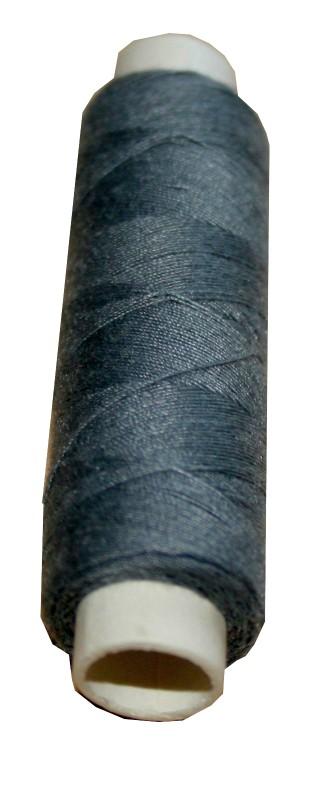 Nähmaschinen Nähgarn Polyester 100 m 100/3 grau (1008)