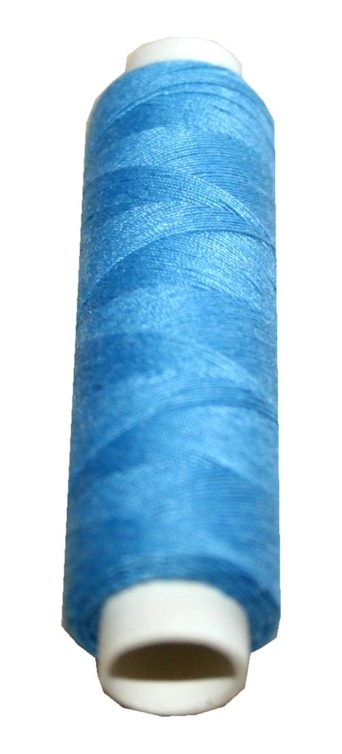 Nähmaschinen Nähgarn Polyester 100 m 100/3 blau (1019)