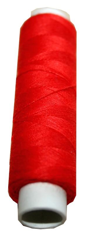 Nähmaschinen Nähgarn Polyester 100 m 100/3 rot (1068)