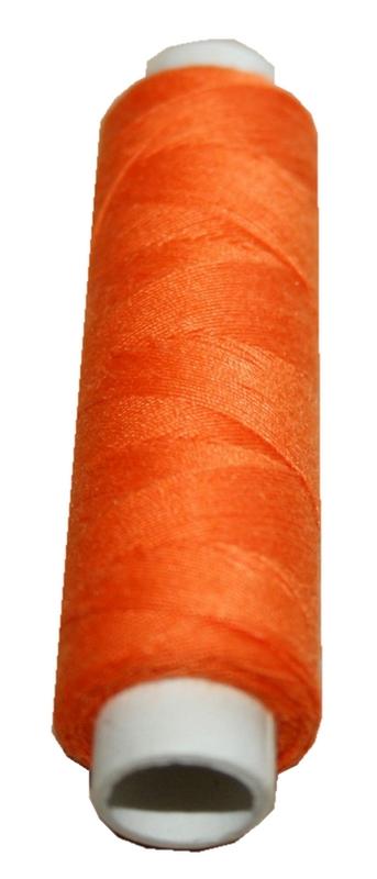 Nähmaschinen Nähgarn Polyester 100 m 100/3 orange (1081)