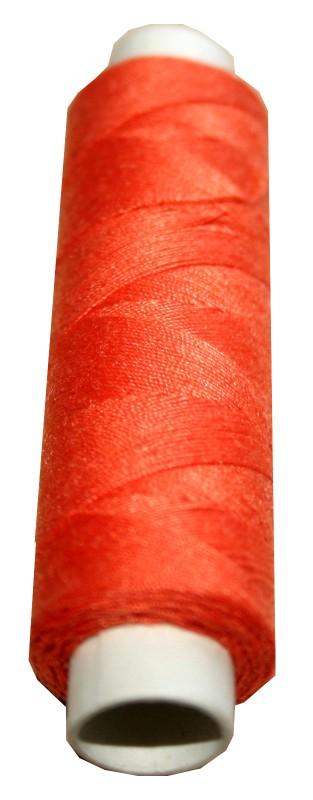 Nähmaschinen Nähgarn Polyester 100 m 100/3 rot hummer (1092) hummer