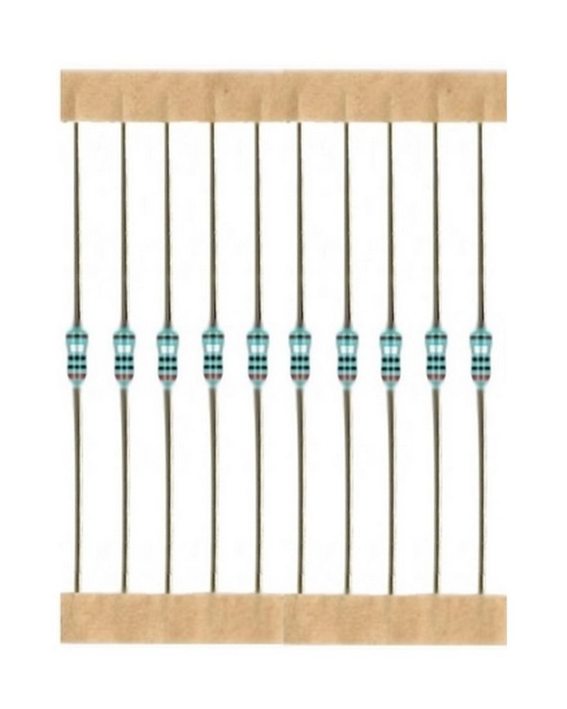 Kohleschicht Widerstand Resistor 62 kOhm 0,25 W 5% 10 Stück (5019)