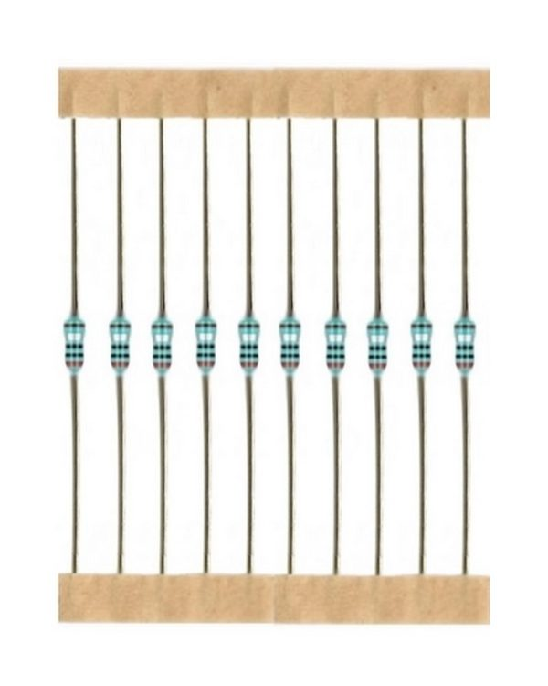 Kohleschicht Widerstand Resistor 1,0 MOhm 0,25 W 5% 10 Stück (7000)