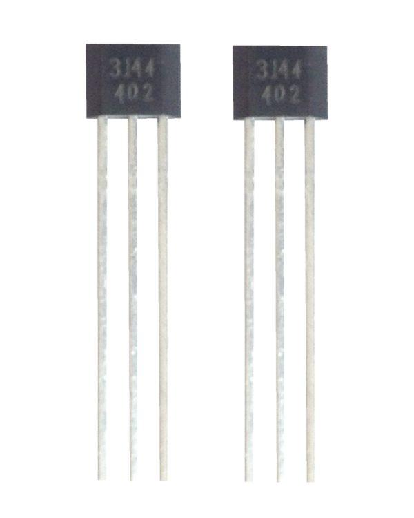 Hall Effekt Sensor A3144 Arduino Raspberry PI 2 Stück (0066)