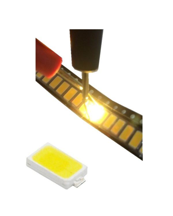 SMD LED 5630 Leuchtdiode warmweiß 50 Stück (0007)