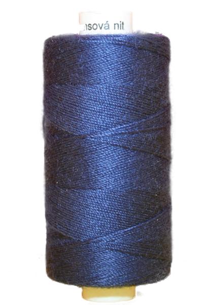 Jeansgarn UNIPOLY 30*3 Polyester 200m blau (0549)