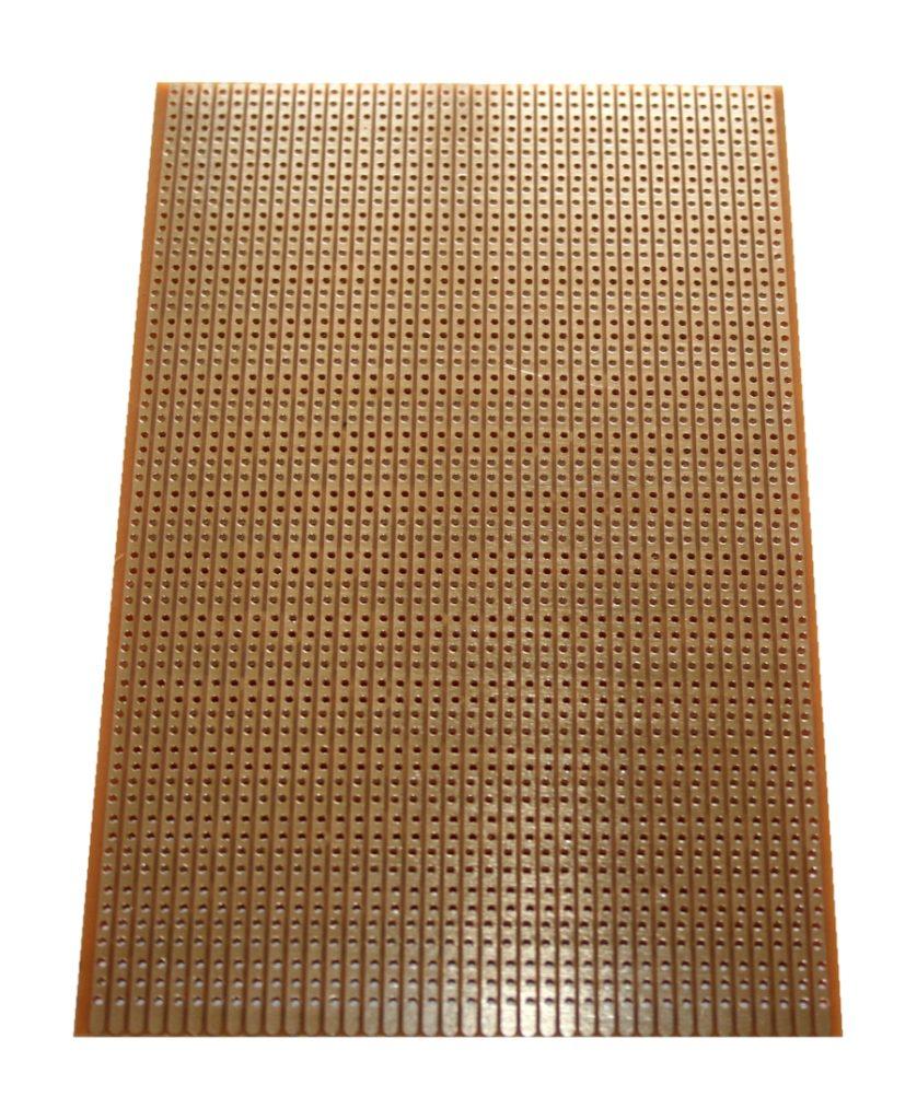 Lochrasterplatine Streifenrasterplatine Platine 160x100 mm (2102)