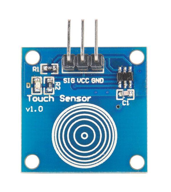 TTP223B Digital Touch Sensor Mikrocontroller (0038)