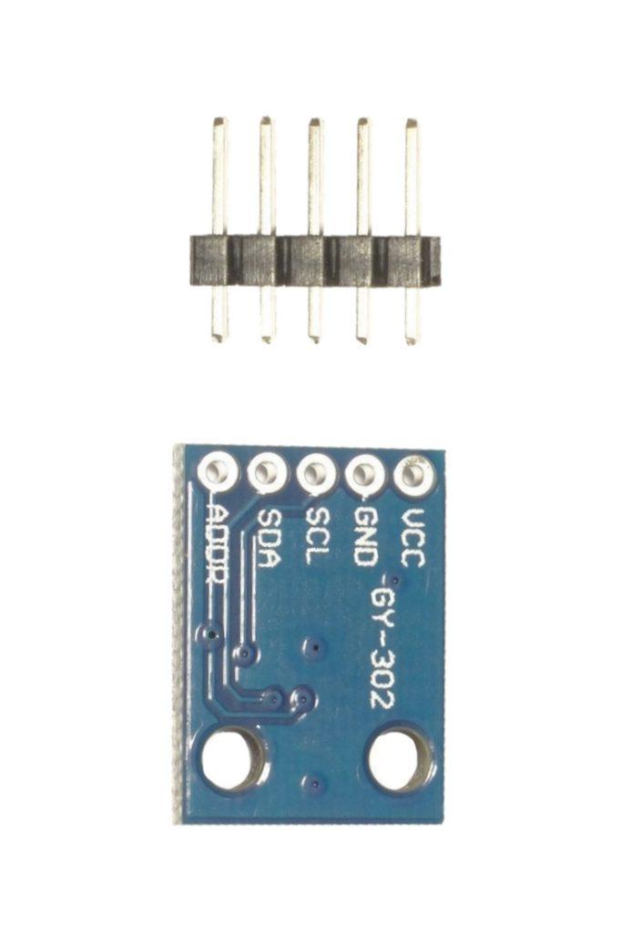 Lichtsensormodul Luxmeter BH1750 I2C Mikrocontroller (0042)